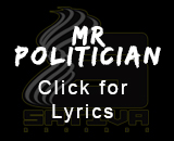 Mr Politician Lyrics