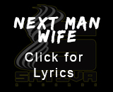 Next Man Wife - Lyrics